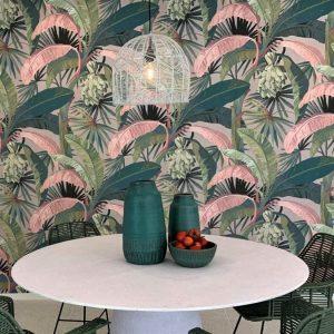 banana palm wallpaper