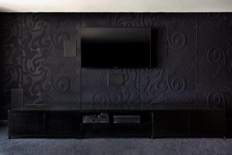 3D accouctic wallpaper Elitis