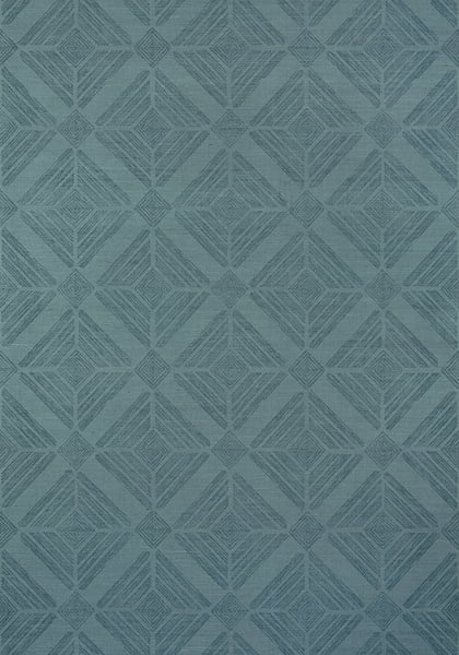 Patterned Grasscloth wallpaper