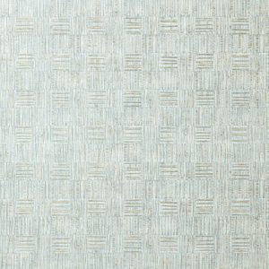 Woven effect wallpaper