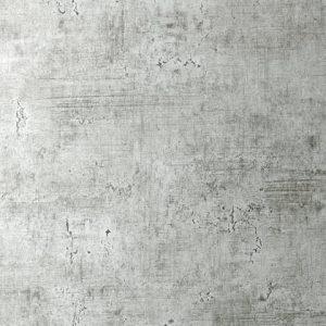 Metallic aged wallpaper