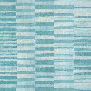 Grasscloth patterned wallpaper