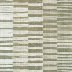Grasscloth patterned wallpaper
