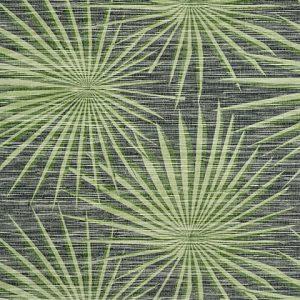 Palm frond wallpaper