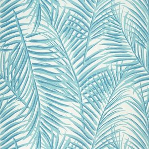 Palm leaf wallpaper