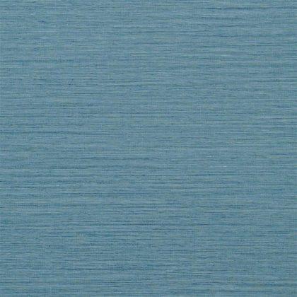 Grasscloth effect wallpaper