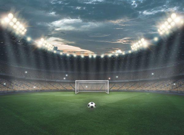 Football stadium soccer wallpaper