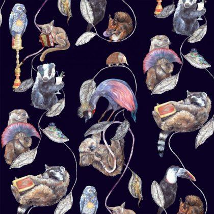 Fun animal wallpaper