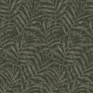 soft palm leaf pattern wallpaper