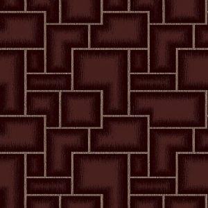 Geometric retro wallpaper