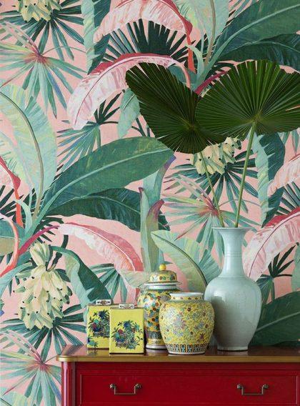 Tropical wallpaper