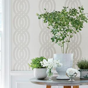 Hamptons wallpaper